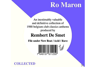 Ro Maron - Collected Vol.1 - (CD)
