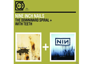 Nine Inch Nails - 2 For 1: The Downward Spiral/With Teeth [CD]
