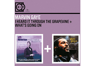 Marvin Gaye - 2 For 1:I Heard It Through The../What's Going On - (CD)