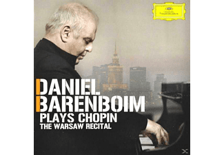 Daniel Barenboim - The Warsaw Recital - (CD)