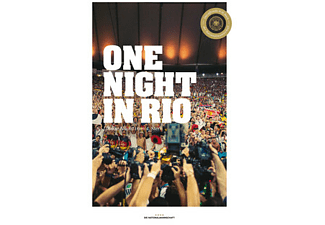 One Night In Rio (Fan Edition), Sachbuch (Gebunden)