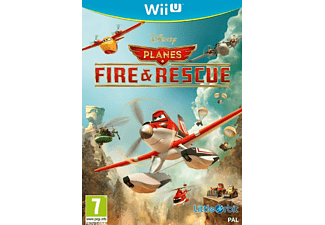 Planes: Fire and Rescue Wii U