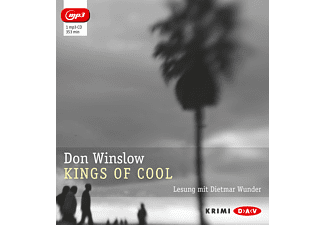 Don Winslow - Kings Of Cool - (MP3-CD)