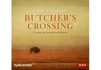 John Williams - Butcher's Crossing - (CD)