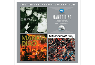 Mando Diao - The Triple Album Collection [CD]