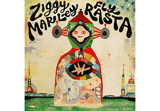 Ziggy Marley - Fly Rasta - Box Version (CD)