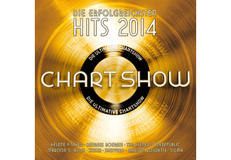 VARIOUS - Die Ultimative Chartshow-Hits 2014 - (CD)