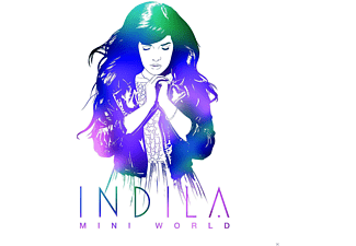 Indila Mini World (Limited Deluxe Edition) CD + DVD