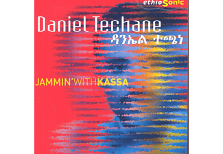 Daniel Tèchanè - Jammin With Kassa - (CD)