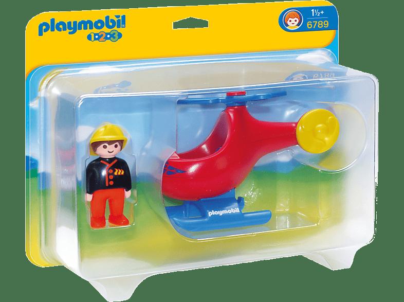 Πυροσβεστικό Ελικόπτερο - (6789) gaming παιχνίδια κατασκευής gaming   offline φιγούρες  παιδικά παιχνίδια playmob
