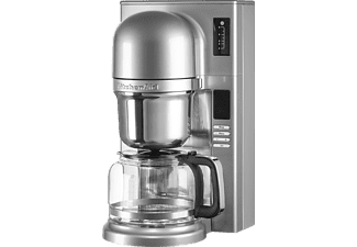 kitchen aid kaffeemaschine 5 kcm 0802 ecu silber. Black Bedroom Furniture Sets. Home Design Ideas
