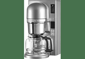 kitchen aid kaffeemaschine 5 kcm 0802 ecu silber filterkaffeemaschine online kaufen bei mediamarkt. Black Bedroom Furniture Sets. Home Design Ideas