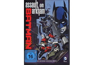 Batman - Assault on Arkham - (DVD)