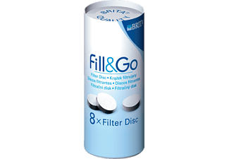 Brita Fill and Go Filterdisks 8st