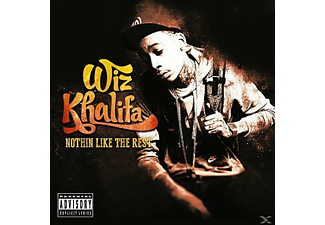Wiz Khalifa - Nothin Like The Rest - (CD)