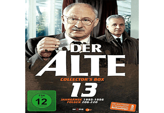 Der Alte Collector's Box Vol.13 - (DVD)