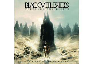 Black Veil Brides - Wretched And Divine: The Story Of The Wild Ones [CD]