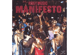 Roxy Music - Manifesto (CD)
