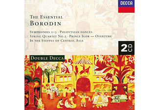 VARIOUS - The Essential Borodin [CD]