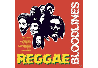 VARIOUS - Reggae Bloodlines  (Ldt.Back To Black Vinyl) [Vinyl]