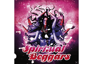 Spiritual Beggars - Return To Zero [CD]