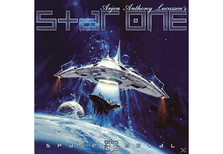 Arjen Lucassen's Star One, Arjen Anthony's Star One Lucassen - Space Metal - (CD)