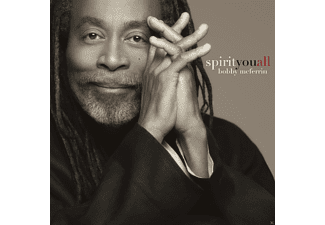 Bobby McFerrin - Spirit You All [CD]