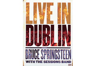 Bruce Springsteen, The  Session Band - LIVE IN DUBLIN [DVD]