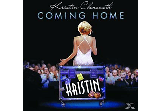 Kristen  Chenoweth - Coming Home (Live At Broken Arrow/2014) [CD]