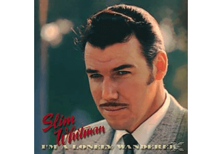 Slim Whitman - I'm A Lonely Wanderer - (CD + Buch)