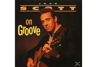 Jack Scott - Scott On Groove - (CD)