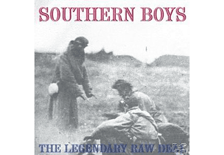 The Legendary Raw Deal - SOUTHERN BOYS - (Vinyl)