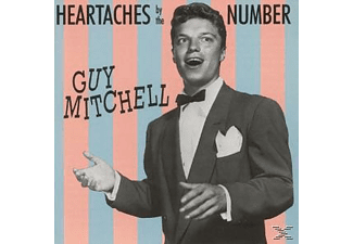 Guy Mitchell - Heartaches By The Number - (CD)