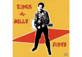 Various - Rockabilly Boys - (CD)