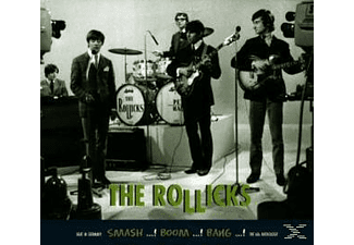 Rollicks - Smash...! Boom...! Bang...! The Rollicks - (CD)