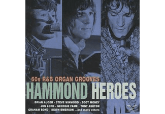 Various - Hammond Heroes-60s R&B Heroe - (CD)