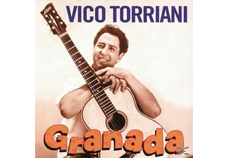 Vico Torriani - Granada - (CD)