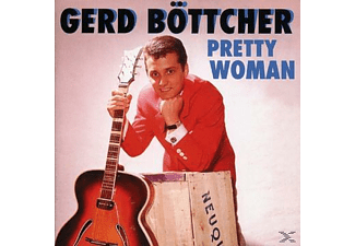 Gerd Böttcher - Pretty Woman - (CD)