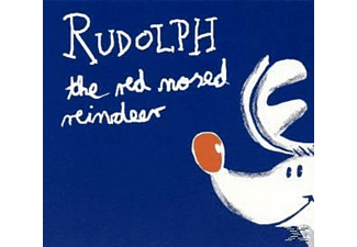 VARIOUS - Rudolph The Red Nos - (CD)
