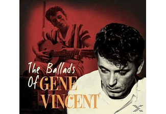 Gene Vincent - The Ballads Of - (CD)