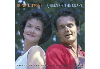 Bonnie Owens - Queen Of The Coast - (CD + Buch)