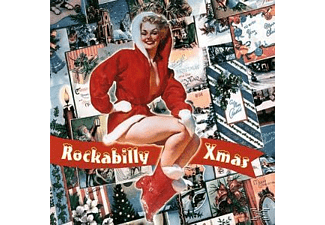 Various - Rockabilly Xmas - (CD)