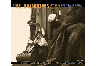 The Rainbows - Smash...! Boom...!bang! The Rainbows - (CD)