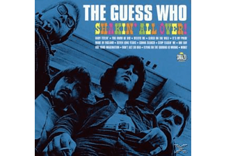The Guess Who - Shakin  All Over - (CD)