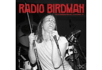 Radio Birdman - Live At Paddington Town Hall 1977 - (Vinyl)