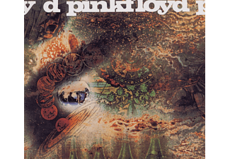 Pink Floyd - A Saucerful Of Secrets [CD]