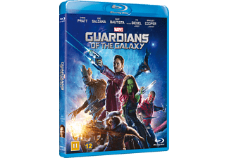 Guardians of the Galaxy Action Blu-ray