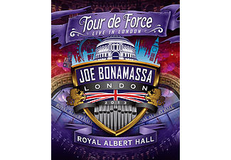 Joe Bonamassa - Tour De Force - Royal Albert Hall (CD)