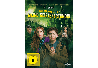 r l stine darf ich vorstellen meine geisterfreundin dvd animations kinderfilme dvd. Black Bedroom Furniture Sets. Home Design Ideas
