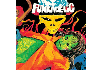 Funkadelic - Lets Take It To The Stage - dupla lemezes (Vinyl LP (nagylemez))